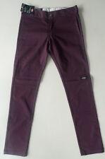 Dickies - Skinny Leg - Double Knee - Deep Purple - Work Pant (WP811) - NWT