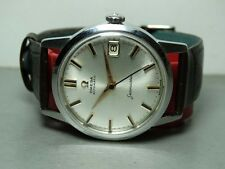 VINTAGE 1961 OMEGA SEAMASTER 503 AUTOMATIC DATE MENS USED WRIST WATCH P745 WBST