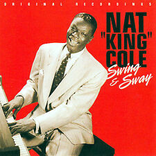 """Swing Away by Nat """"King"""" Cole, New CD, 2003 Sealed FREE SHIPPING"""