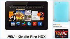 Slim Tasche Case Cover NEU AMAZON Kindle FIRE HDX 7 Tablet all-new Schutz hülle