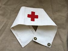 Original WW2 British Army RAMC Navy Air Force Medics Red Cross Duty Arm Band