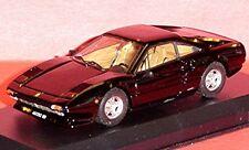Ferrari 308 Gtb Coupe 1975-80 Black Black 1:43 Best