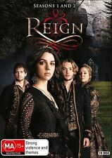 Reign : Season 1-2 (DVD, 2015, 10-Disc Set)