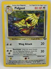 Pidgeot | Holo | PL | Jungle 8/64 | Rare | Pokemon
