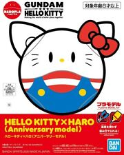 Bandai Gunpla Gundam HG Haropla Hello Kitty Model Kit USA Seller In Stock