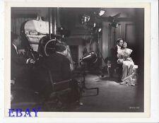 Robert Z Leonard directs William Powell Luise Rainer VINTAGE Phot candid on set