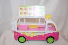 Shopkins Ice Cream Truck Van Bus, Collectible Van, Moose Toys, Loose, Vehicle