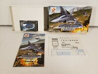 AirForce Delta II Nintendo Game Boy Advance GBA Japan Import Complete in Box CIB