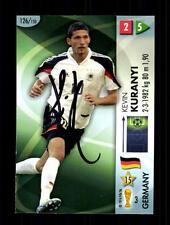 Kevin Kuranyi Deutschland Panini Card WM 2006 Original Signiert +A37010