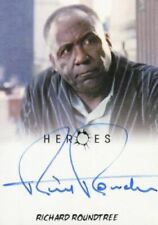 Heroes Archives Richard Roundtree as Charles Deveaux Autograph Card