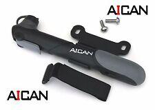 Aican Giyo GP-04S Mini Bike Bicycle Tire pump pocket portable dual valve black