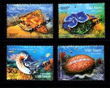 N.1094-Vietnam-SPECIMEN- Sea Island of Vietnam - Sea creatures
