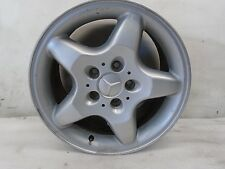 IM612312 1998-2001  MERCEDES ML320 ML430 WHEEL RIM 16X8 8X16 1634010202 OEM