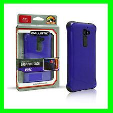 NEW Ballistic Aspira Dual Layer Slim Purple Case for LG G2 D800, LG980, D801