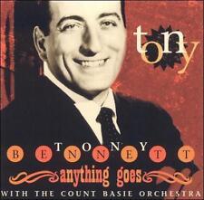 Anything Goes by Tony Bennett (CD, Aug-2004, Laserlight)