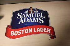 Samuel Adams Beer Tin Beer Sign Man Cave Decor Boston Lager Boston Beer Company