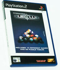 New listing International Cue Club Complete With Manual , Sony Playstation 2, Ps2