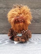"Star Wars CHEWBACCA Talking Plush Soft Toy Underground Toys 9"" Movie Sounds"