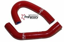 King Cobra CX50 SR Radiator Hose Kit Pro Factory RED 2005 2006 2007 2008 2009