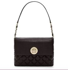 Kate Spade New York Gold Coast Charlize Quilted Leather Handbag black pepper