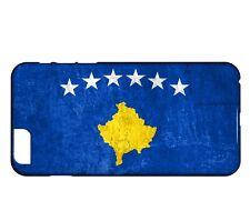 Coque iPhone 7 Drapeau KOSOVO 01