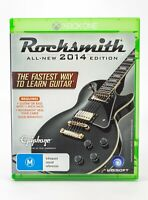 Rocksmith 2014 Edition Microsoft Xbox One The Fastest Way to Learn Guitar