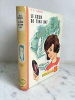 Il le Coeur Mangé Di Tina Bat A.B.Carroll Collezione Spirale 1963