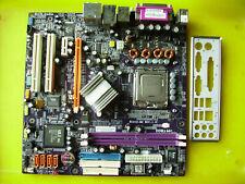 carte mere ECS RC410-M2 rev:1.0 ACER  +cpu  p4  524 3.06ghz
