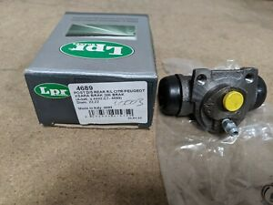 LPR REAR WHEEL CYLINDER 4689 FITS CITROEN XSARA PEUGEOT 306