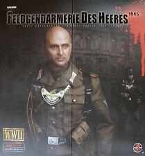 """1/6 12"""" SOLDIER STORY WWII GERMAN FELDGENDARMERIE FELDGENDARME DID 3R DRAGON"""