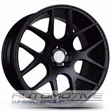 Avid1 AV30 18x8.5 +35 5x114.3 Black Civic Accord Prelude Lancer RSX TSX ILX TC