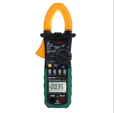 New!!! MS2108A Digital Clamp Meter Multimeter AC DC Current Volt Tester US Ship