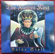 Roine Stolt – The Flower King CD + poster + postcards – SPV 087-31828 – Mint