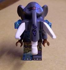 Lego Legends of Chima - Maula Figur ( Elefant Stoßzähne Figuren Manga ) Neu