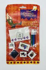 Disney's Hunchback Of Notre Dame Rubber Stamp Kit Stampers Workshop