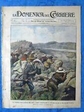 La Domenica del Corriere 25 febbraio 1900 Fiume Tugela- Brigantino - Monte Athos