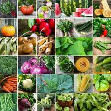HEIRLOOM VEGETABLE SEED COLLECTION PICK 12 PACKS NON-GMO SEEDS 2020