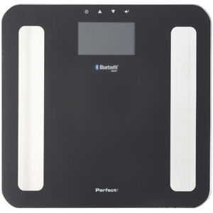 Perfect Fitness Wireless Bluetooth Smart Weight and Body Fat Scale Pro