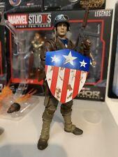 Marvel Legends - Captain America - World War 2