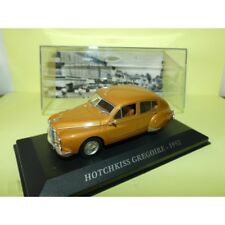 HOTCHKISS GREGOIRE 1952 Marron Clair ALTAYA 1:43