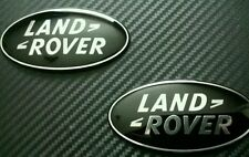 4  X Land Rover   Range Rover, Sport, Mud flap badges