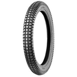 2.75x21 (45P) Tube Type Shinko SR241 Series Trials Tire For BMW