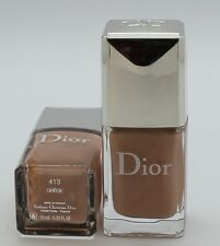 2PK.CHRISTIAN DIOR VERNIS NAIL LACQUER  # 413 GREGE 0.33 OZ UNBOXED