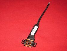 DC POWER JACK w/ CABLE LENOVO YOGA 3 Pro 1370 DC30100LO00 80HE PORT DC30100L000