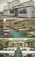 Lam (T) Piqua, Oh - Terry's Cafeteria - Interior and Exterior Views