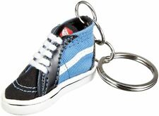 Vans Off The Wall Sk8-Hi Top Shoe Keychain - Blue