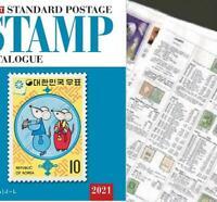 Korea, South 2021 Scott Catalogue Pages 313-396