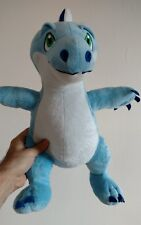 ANIMAL LAND PLUSH WATER DRAGON LIZARD BEFORE TIME STUFFED DOLL