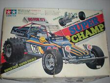 VINTAGE 1982 TAMIYA SUPER CHAMP NIB KIT# 34 REAR BUMPER SET X7422 R/C BUGGY SRB