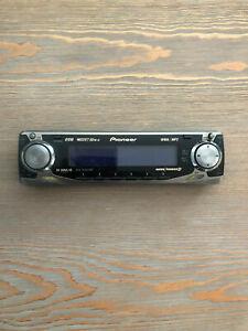 Pioneer DEH-p4600mp DEH-P460MP DEH-2600 car stereo FACEPLATE ONLY FACE detach